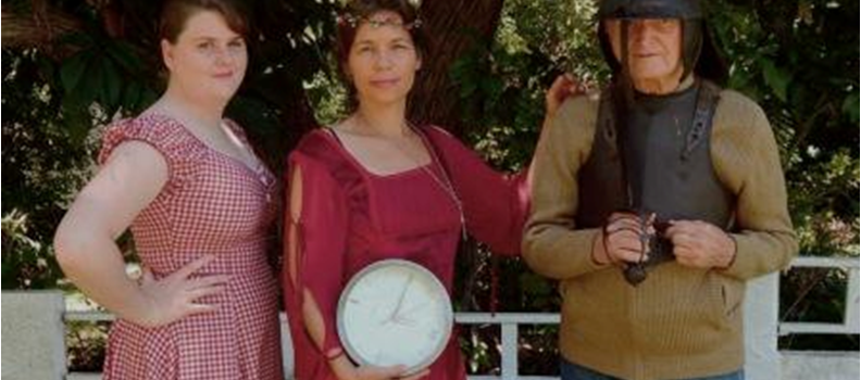 Tales of a Time Travelling Hypnotherapist
